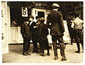 Lewis Hine, Going to the movies, Jersey City , New Jersey, 1912.jpg