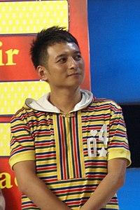 Li Weijia on Hu Nan TV.jpg