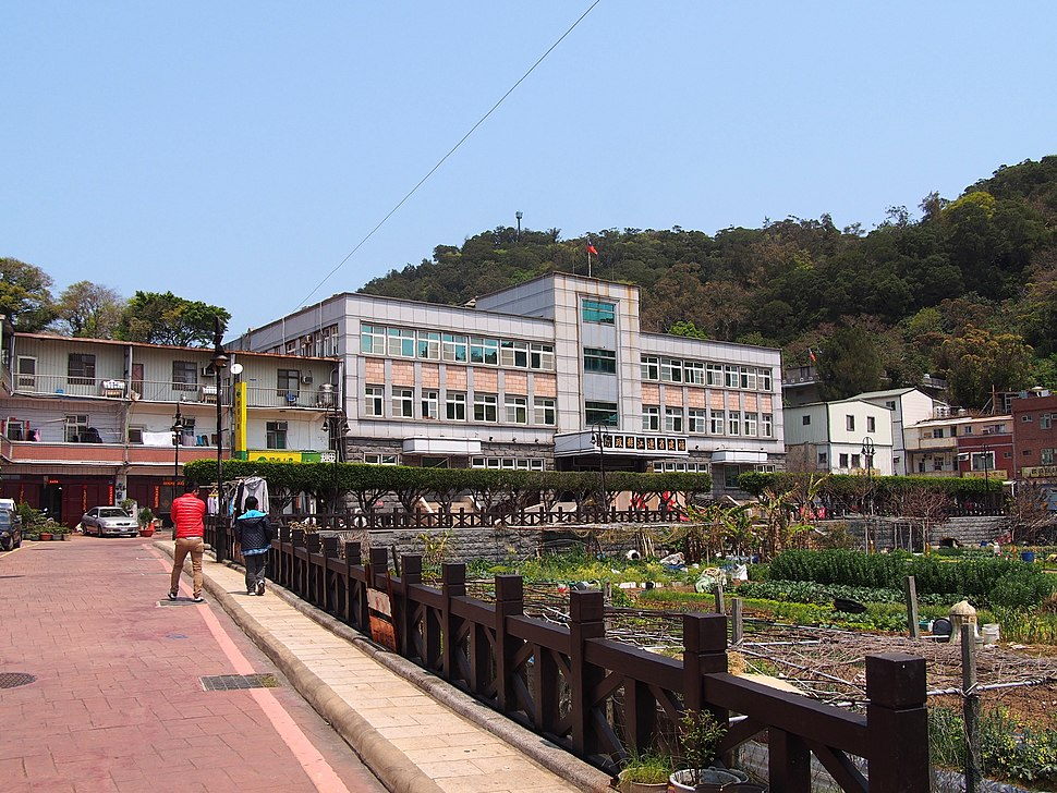 Lienchiang County Hall 20140405
