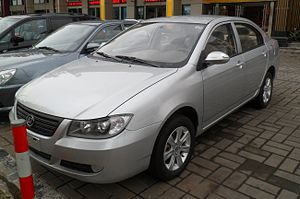 Automotive industry by country - TheChinese Lifan 620 is also assembled in Azerbaijan