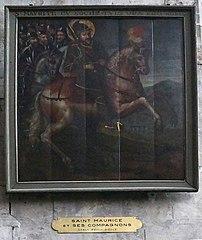 Saint Maurice et ses compagnons