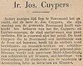 Limburgsch Dagblad vol 014 no 216 Ir. Jos. Cuypers.jpg