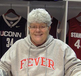 Lin Dunn American basketball coach