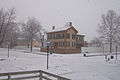 Lincoln Home National Historic Site LIHO Snowstorm 01-31-03-01.jpg