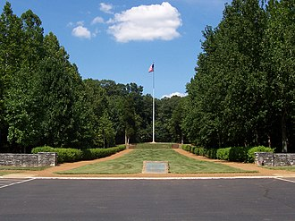 Lincoln Boyhood National Memorial - Image: Lincoln boyhood memoral 7