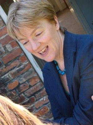 Linda McAvan - Image: Linda mcavan July 2007
