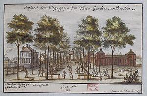 Unter den Linden - J. Stridbeck, LindenAllee 1691