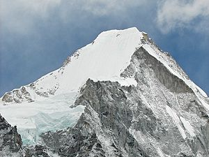 2015 Mount Everest avalanches - Lingtren