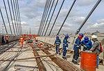 Linha que liga SP a Aeroporto de Guarulhos tem viadutos concluídos (40047140641).jpg