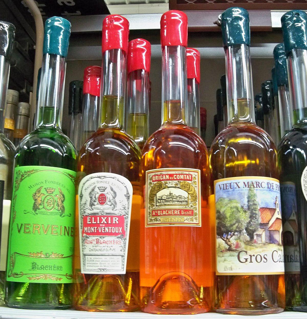 Style Anglais : Liqueur — wiktionnaire