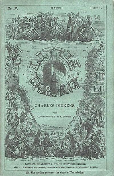 Picture of a book: Little Dorrit