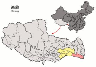 Zayü County County in Tibet Autonomous Region, Peoples Republic of China