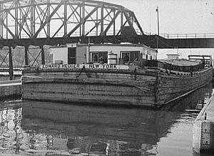 Amsterdam (city), New York - Lock Eleven in 1941