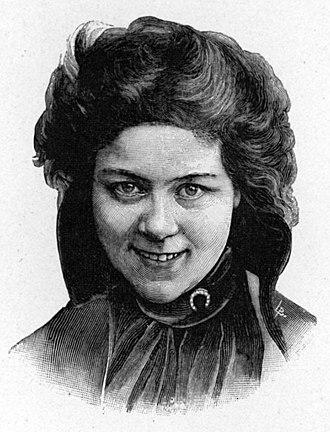 Loie Fuller - Loïe Fuller in 1900