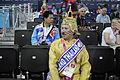 London 2012 - Thai spectator.JPG