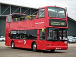 London Bus Services bus (X173 FBB), Showbus 2012.jpg