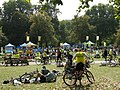 London Skyride 2009 in St James' Park - geograph.org.uk - 1498440.jpg