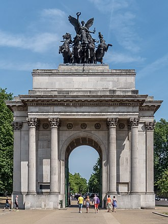 Wellington Arch - The Wellington Arch