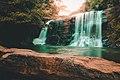 Long exposure on Sera Ella waterfalls.jpg