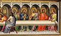 Lorenzo monaco, ultima cena, 1390 ca. 04.JPG