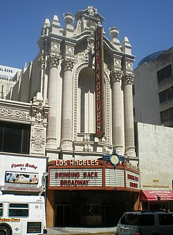 Los Angeles Theater on Broadway, Los Angeles.JPG