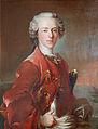 Louis Tocqué, 1736, Portrait of Frederik de Løvenørn.jpg