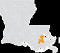 Louisiana Senate District 19 (2010).png