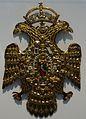 Louvre-Lens - L'Europe de Rubens - 052 - Pectoral en forme d'aigle bicéphale.JPG
