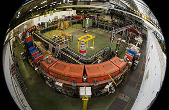 Low Energy Ion Ring - The Low Energy Ion Ring  particle accelerator at CERN