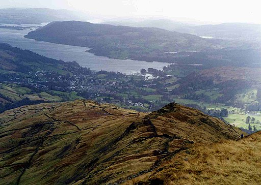 Low Pike and WIndermere from High Pike