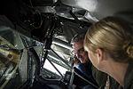 Lt. Gov. of Indiana visits Grissom 01.jpg