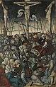 Lucas Cranach d. Ä. - Kreuzigungstriptychon, Kreuzigung Christi - 12989 - Bavarian State Painting Collections.jpg