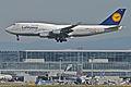 Lufthansa Boeing 747-430; D-ABVD@FRA;06.07.2011 603ev (7282635374).jpg