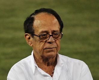 Luis Aparicio - Aparicio in 2012