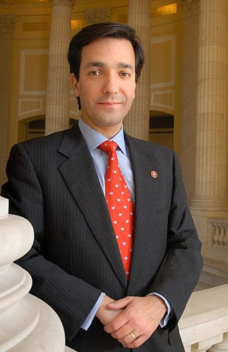 Luis Fortuño - Image: Luis Fortuño official congressional photo 3