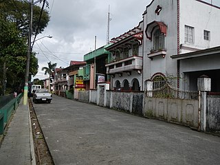 Luisiana Municipality in Calabarzon, Philippines