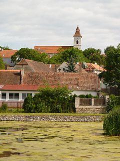 Lukov (Znojmo District) Church in South Moravian, Czech Republic