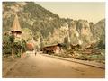 Lutschinen, Alpbach Falls, Bernese Oberland, Switzerland-LCCN2001701225.tif