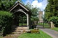 Lychgate and church at Canon Pyon - geograph.org.uk - 469985.jpg