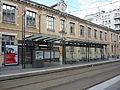 Lyon - Tram T2 Centre Berthelot direction Perrache.JPG