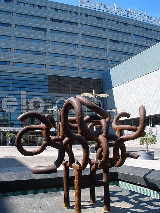 Málaga - Hotel Barceló Málaga 02