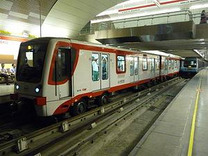 SYSTRA - Santiago Metro, Chile