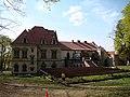 Młoszowa - Pałac Florkiewiczów - widok od tyłu - DSC06096 v1.jpg