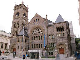 Église Erskine and American