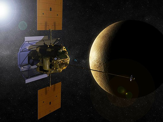 messenger spacecraft launch date - HD2048×1286