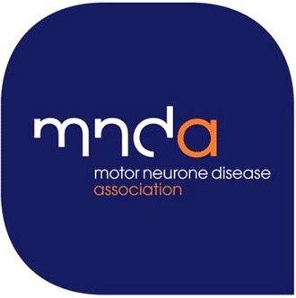 Motor Neurone Disease Association - Image: MND Assoc Logo