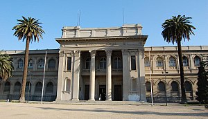 Chilean National Museum of Natural History - The National Museum of Chile