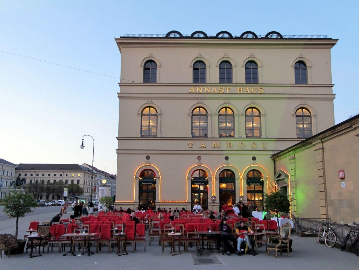 Cafe Klenze M Ef Bf Bdnchen Brunch