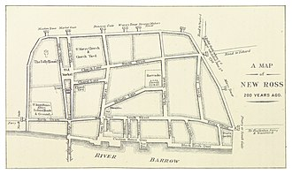New Ross - New Ross c. 1680