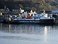 MV Isle of Arran at Oban (45997055372).jpg
